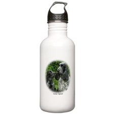 Cocker Spaniel 9W017D-95 Sports Water Bottle
