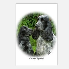 Cocker Spaniel 9W017D-95 Postcards (Package of 8)