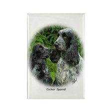 Cocker Spaniel 9W017D-95 Rectangle Magnet