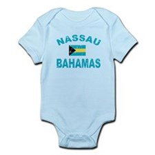 Nassau Bahamas designs Infant Bodysuit