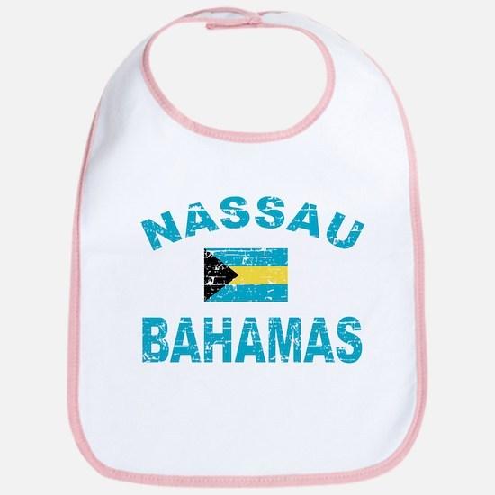 Nassau Bahamas designs Bib