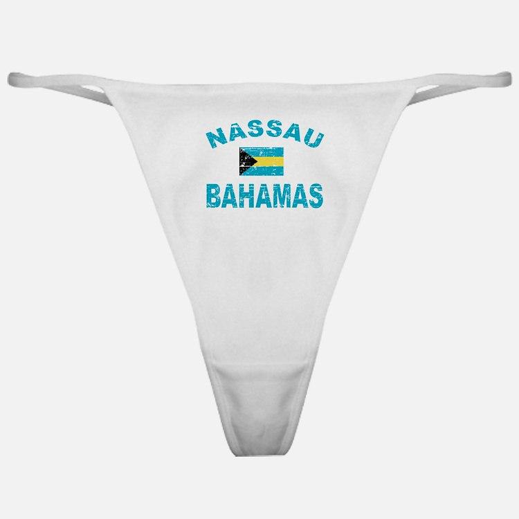 Nassau Bahamas designs Classic Thong