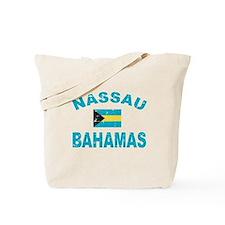 Nassau Bahamas designs Tote Bag