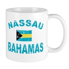 Nassau Bahamas designs Small Mug