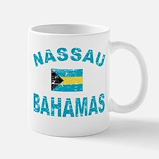 Nassau Bahamas designs Small Small Mug