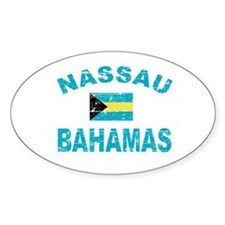 Nassau Bahamas designs Decal