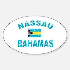 Nassau Bahamas designs Decal