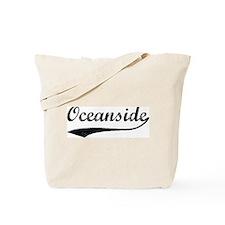 Oceanside - Vintage Tote Bag