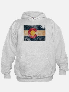 Colorado Flag Hoody