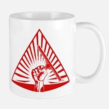 window cleaner revolution Mug