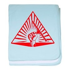 window cleaner revolution baby blanket