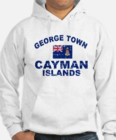 George Town Cayman Islands designs Hoodie