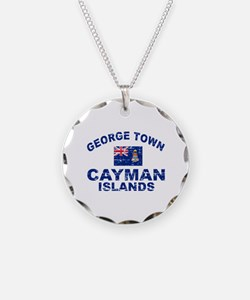 George Town Cayman Islands designs Necklace Circle