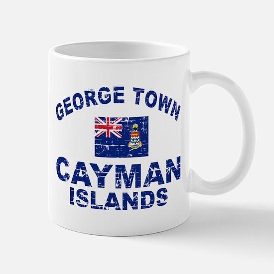 George Town Cayman Islands designs Mug