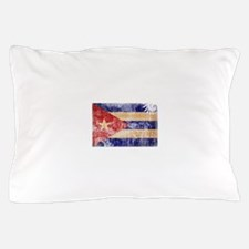 Cuba Flag Pillow Case