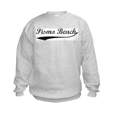 Pismo Beach - Vintage Kids Sweatshirt
