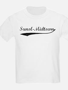 Sunol-Midtown - Vintage Kids T-Shirt