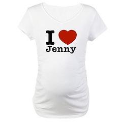 I love Jenny Shirt