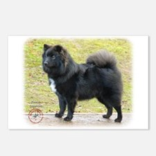 Finnish Lapphund 9T039D-035 Postcards (Package of