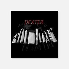 """Dexter's Kill Tools Square Sticker 3"""" x 3"""""""