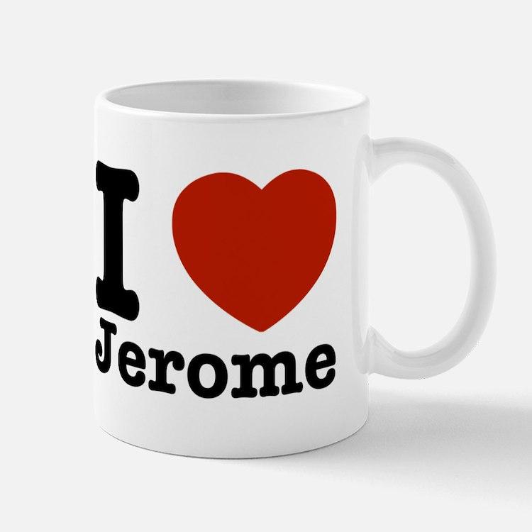 I love Jerome Mug