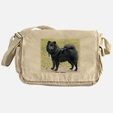 Finnish Lapphund 9T039D-027 Messenger Bag