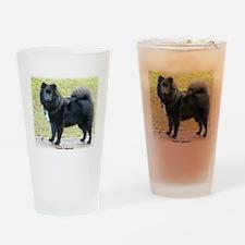 Finnish Lapphund 9T039D-027 Drinking Glass