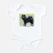 Finnish Lapphund 9T039D-027 Infant Bodysuit