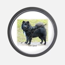 Finnish Lapphund 9T039D-027 Wall Clock