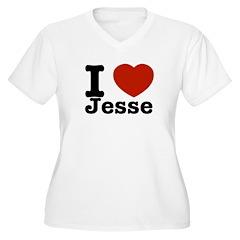 I love Jesse T-Shirt