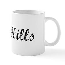Pinon Hills - Vintage Small Mug