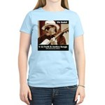 Women's Light Yellow 9/11 Truth & Justice Song
