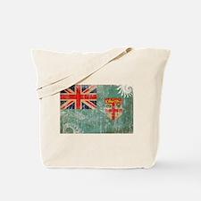 Fiji Flag Tote Bag
