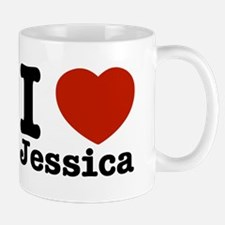 I love Jessica Mug