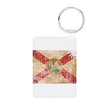 Florida Flag Keychains