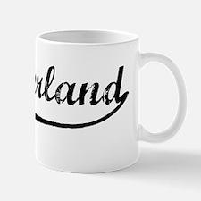 Summerland - Vintage Mug