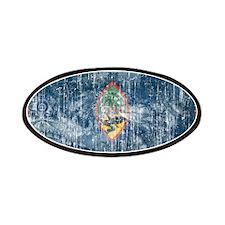Guam Flag Patches