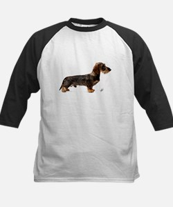Miniature Wire Haired Dachshund 9Y817D-046 Tee