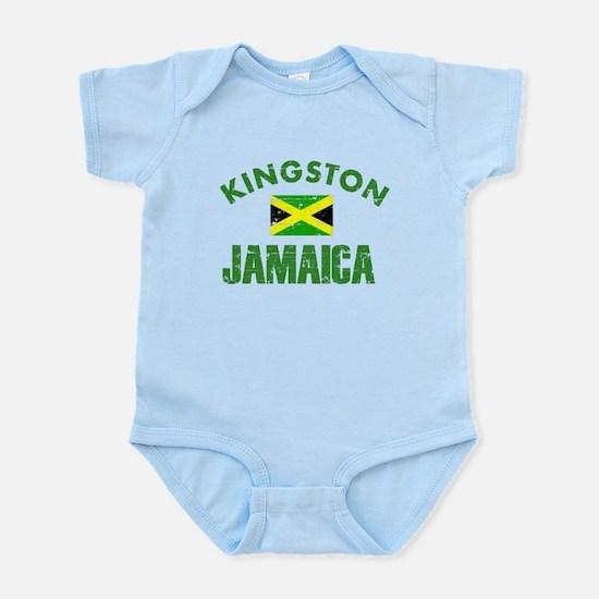 Kingston Jamaica designs Infant Bodysuit