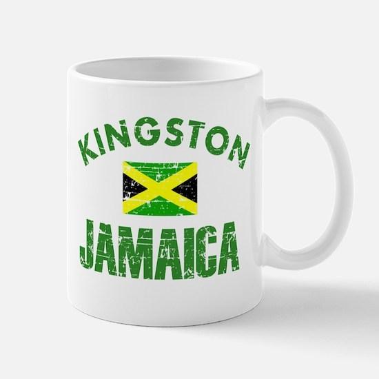 Kingston Jamaica designs Mug