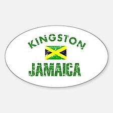 Kingston Jamaica designs Decal