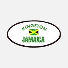 Kingston Jamaica designs Patches