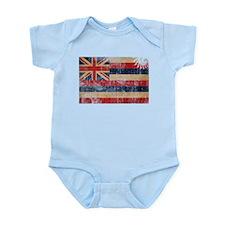 Hawaii Flag Infant Bodysuit