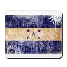 Honduras Flag Mousepad
