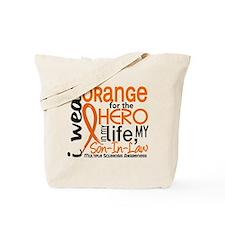 Hero In Life 2 MS Tote Bag