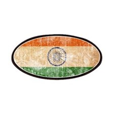 India Flag Patches
