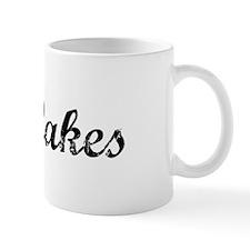 Twin Lakes - Vintage Mug