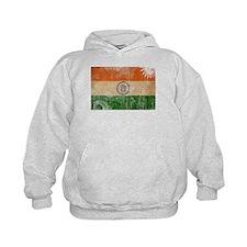 India Flag Hoodie