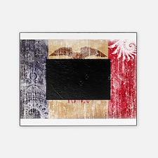 Iowa Flag Picture Frame