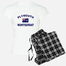 Plymouth Montserrat designs Pajamas
